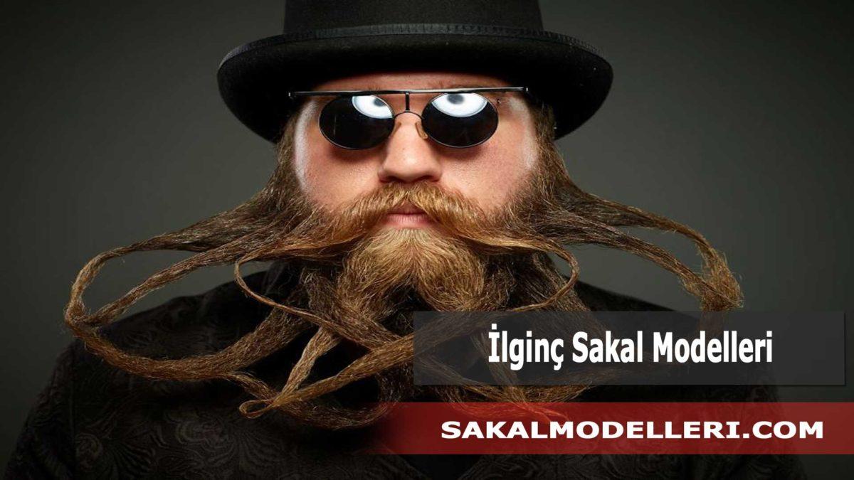 ilginç Sakal Modelleri